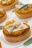 foto of butternut  - Plate full of savory butternut - JPG