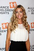 LOS ANGELES - APR 7:  Denise Richards at the Alliance for Children's Rights' 22st Annual Dinner at B