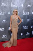 LAS VEGAS - APR 6:  Miranda Lambert at the 2014 Academy of Country Music Awards - Arrivals at MGM Gr
