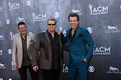 LAS VEGAS - APR 6:  Rascal Flatts at the 2014 Academy of Country Music Awards - Arrivals at MGM Gran