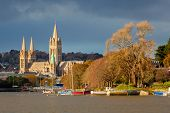 River And Truro Cathedral