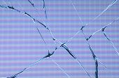 Broken LDC screen