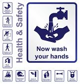 Health and safety Signs