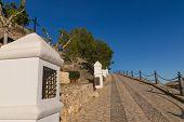 Uphill Via Crucis