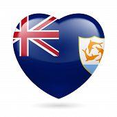 Heart icon of Anguilla