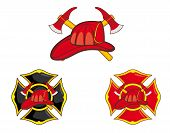 Firefighters Symbols