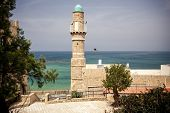 Jaffa Mosque in Tel Aviv