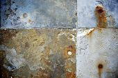 picture of homogeneous  - Colorful stone background in high resolution - JPG