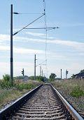 Electrified Railway Line