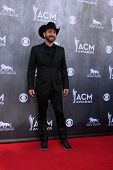 LAS VEGAS - APR 6:  Craig Campbell at the 2014 Academy of Country Music Awards - Arrivals at MGM Gra