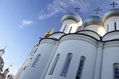 Sophia Cathedral and Resurrection Cathedral