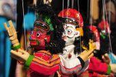 Hindu Puppets