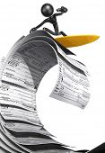 Surfing On Tax Forms