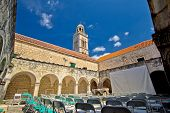 Old Franciscian Monastery Of Hvar