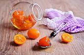 Jam From Kumquats