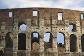 Ancient Rome Building