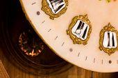 Antique Pendulum