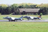 Raf Harriers Takeoff
