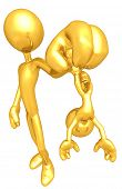 Gold Guy Titan