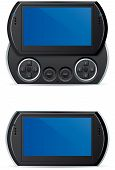 Electronic Portable Handheld Video Game System