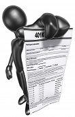 401K Form