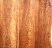 Teak Wood Background Texture