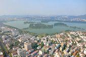 Xuanwu Lake in Nanjing, China