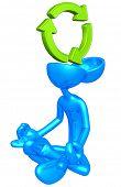 Open Head Yoga Recycle