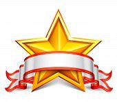 Star banner.