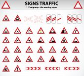 Signs Traffic Part One