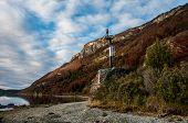 image of tierra  - Landscapes of Tierra del Fuego South Argentina - JPG