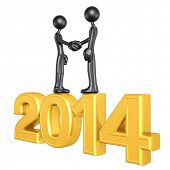 Business Handshake 2014
