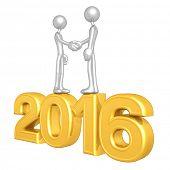 Business Handshake 2016