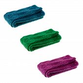 Three Color Towels
