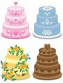 foto of birthday-cake  - Fancy cakes for anniversary - JPG