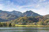 View Lake Kochelsee