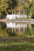 Historic Building At Lake Kochelsee