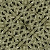Islamic Arabesque Decorative Pattern