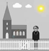 Church and Vicar