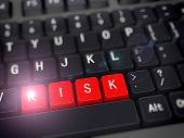 3D Keyboard - Word Risk