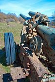 Old German Cannon