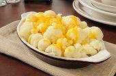 Cauliflower And Cheese