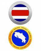 Button As A Symbol  Costa Rica