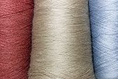background threads and yarns
