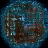rusty blue striped grunge background
