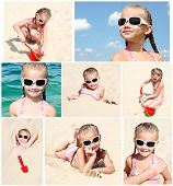 Collection Of Photos Smiling Cute Little Gir