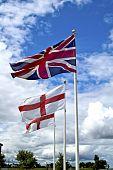 Banderas británicas
