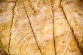foto of insulator  - Thermal insulation material  - JPG