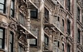 Stairs in New York