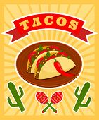 ������, ������: Taco Poster